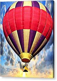 Morning Light Acrylic Print by Ken Evans