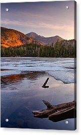 Morning Light On Whiteface Mountain Acrylic Print by Panoramic Images