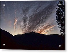 Morning Light Acrylic Print by Ron Roberts