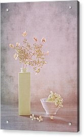 Morning Light Acrylic Print by Sophie Pan
