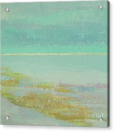 Morning Low Tide Acrylic Print