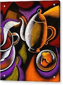 Morning Muffin Acrylic Print