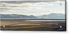 Morning On Shugru Hill Acrylic Print