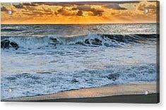 Morning Rays Acrylic Print by Bill Wakeley