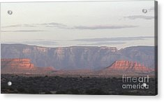 Morning Sedona.... Acrylic Print