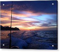 Morning Skies Acrylic Print