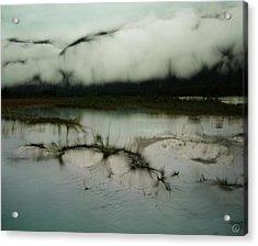 Morning Stillness Acrylic Print by Gun Legler