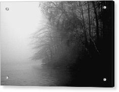 Morning Stillness Acrylic Print