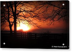 Morning Sunrise Acrylic Print