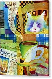 Morning Table Acrylic Print