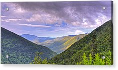 Morning View From Galehead Hut Acrylic Print