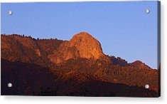 Moro Rock Sequoia National Park Acrylic Print