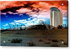 Morongo Casino Acrylic Print