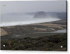 Morro Bay - Morro Rock 1 Acrylic Print