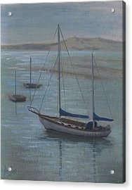 Morro Bay Acrylic Print