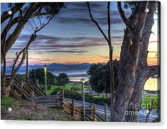 Morro Bay Vista Acrylic Print