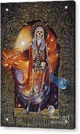 Mors Santi Acrylic Print