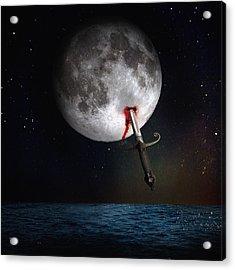Morte Di Un Sogno - Dying Dream Acrylic Print