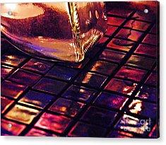 Mosaic 9 Acrylic Print by Sarah Loft