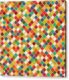 Mosaico Acrylic Print