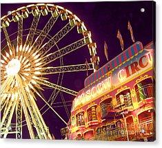 Moscow Circus Acrylic Print