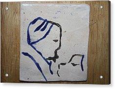 Moses - Tile Acrylic Print