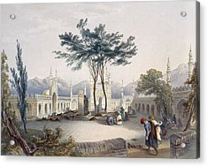 Mosque Of Goolaum Hoossein Huzrut-jee Acrylic Print by James Rattray
