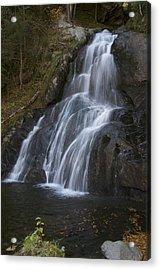 Acrylic Print featuring the photograph Moss Glen Falls #1 by Paul Miller