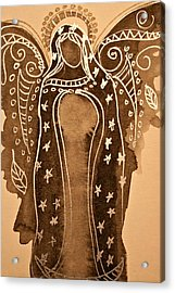 Mother Mary Guadalupe  Acrylic Print