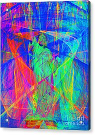 Mother Of Exiles 20130618 Acrylic Print by Wingsdomain Art and Photography