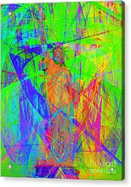 Mother Of Exiles 20130618m120 Acrylic Print by Wingsdomain Art and Photography