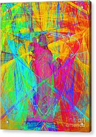 Mother Of Exiles 20130618p180 Acrylic Print by Wingsdomain Art and Photography
