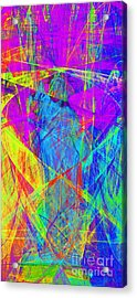 Mother Of Exiles 20130618p60 Long Acrylic Print by Wingsdomain Art and Photography
