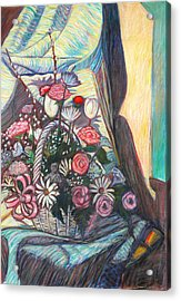 Mothers Day Gift Acrylic Print by Kendall Kessler