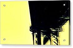 Motion Blur 2 Acrylic Print