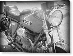 Moto Guzzi I Acrylic Print