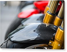 Motorbikes Acrylic Print