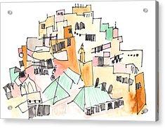 Moulay Idriss Acrylic Print