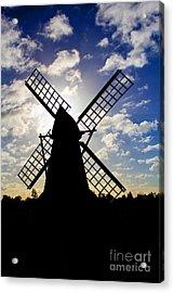Moulin Noir Acrylic Print
