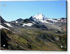 Mount Baker Acrylic Print