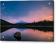 Mount Hood Magic Acrylic Print
