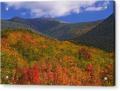 Mount Lafayette Acrylic Print