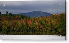 Mount Monadnock Fall 2013 View 2 Acrylic Print