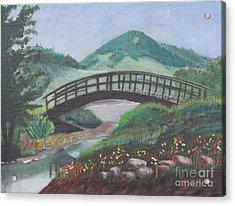 Mount Otis Acrylic Print