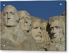 Mount Rushmore Acrylic Print