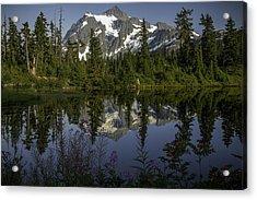 Mount Shuksan Acrylic Print