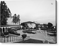 Mount St. Mary's University The Colonnade Acrylic Print