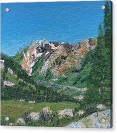 Mount Superior Acrylic Print