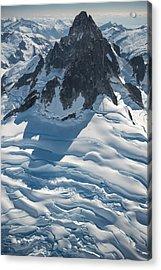 Mount T Acrylic Print