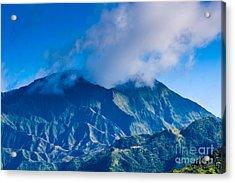 Mount Wai'ale'ale  Acrylic Print